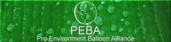 Logo For Pro Environment Balloon Alliance