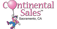 Logo For Continental Sales